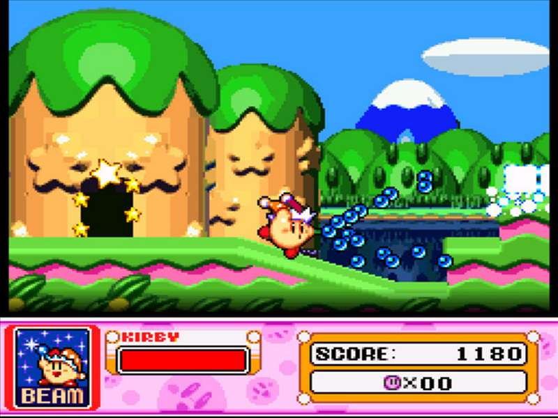 Kirbys Fun Pak - SNES