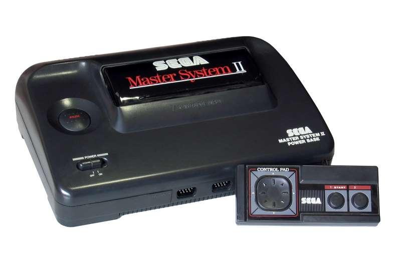 10. Sega Master System