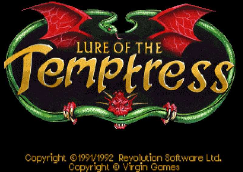 Lure of the Temptress - Amiga