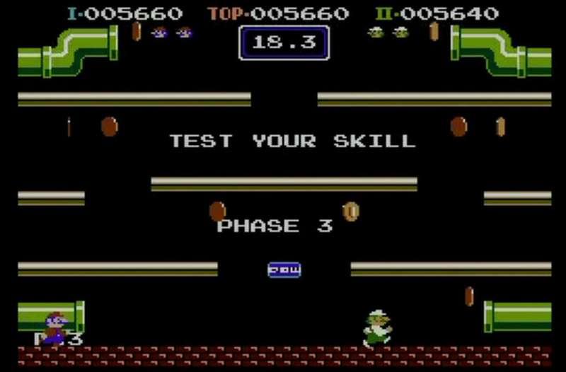 Mario Bros - NES