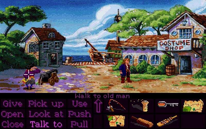 Monkey Island 2 LeChucks Revenge