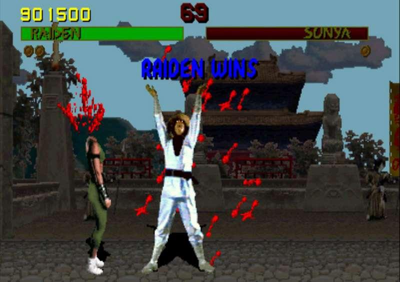 Mortal Kombat - Midway Games (1992)