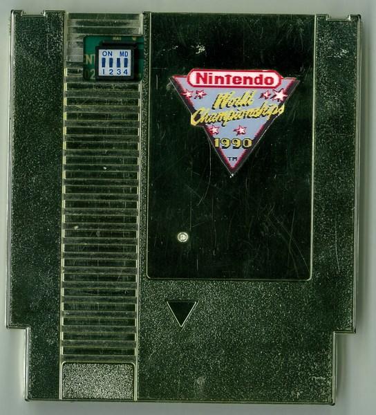 Nintendo World Championship e le cartucce dorate