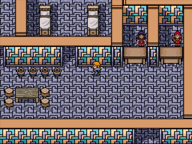 Paladin's Quest - SNES