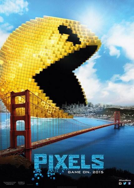 Pixels, il film