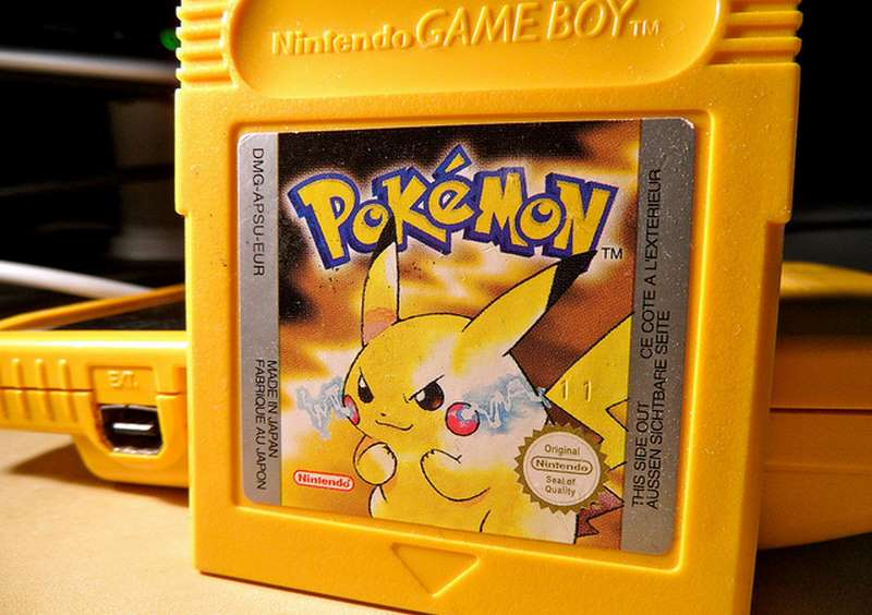 Pokemon Giallo - Game Boy
