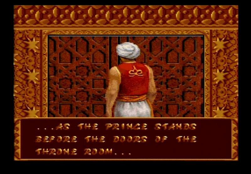 Prince of Persia - SNES