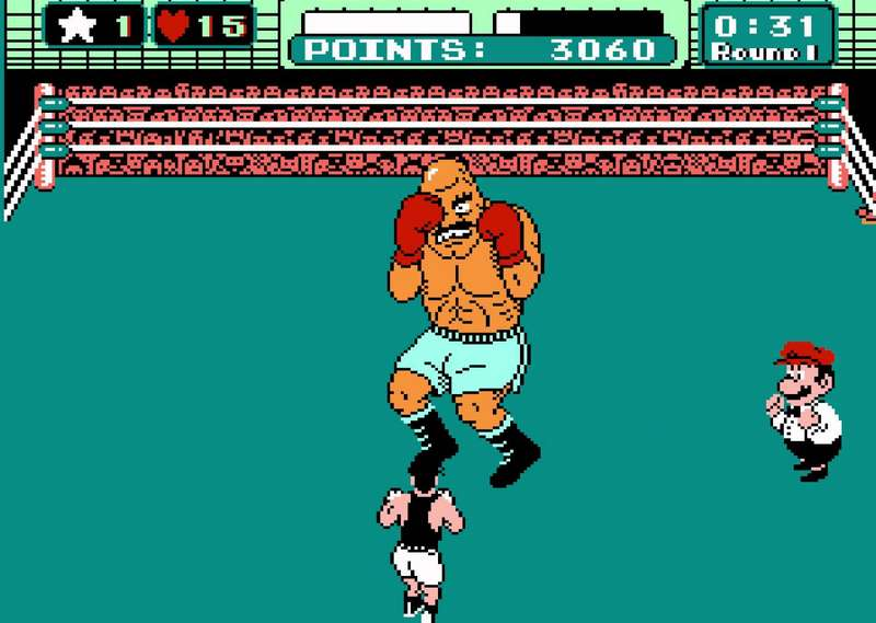 Punch-Out - NES