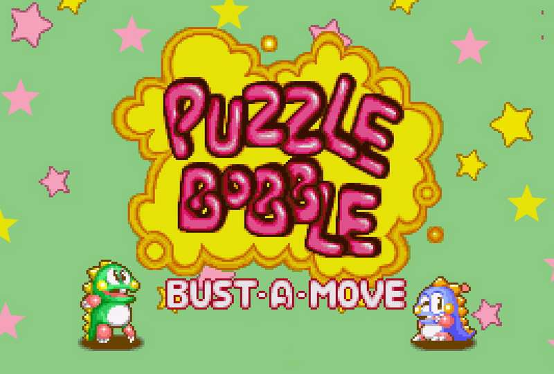 Puzzle Bobble - SNES