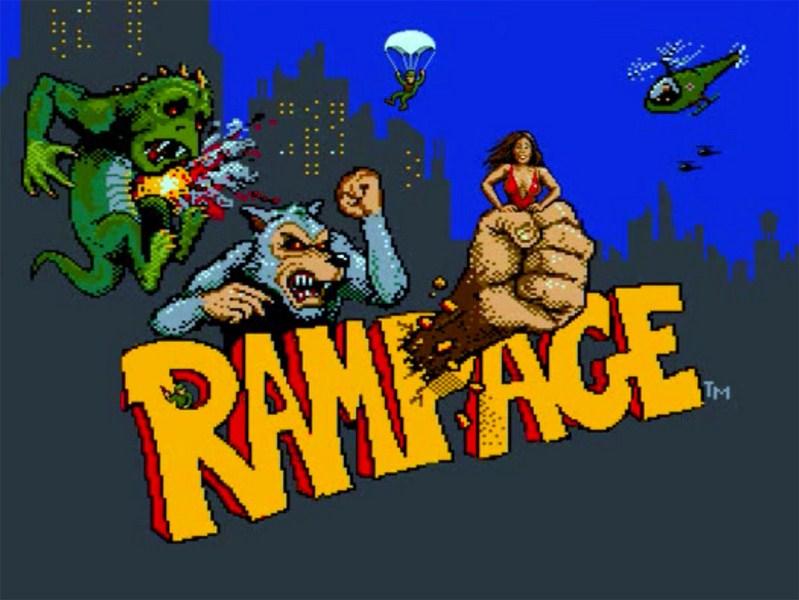 Rampage, il film