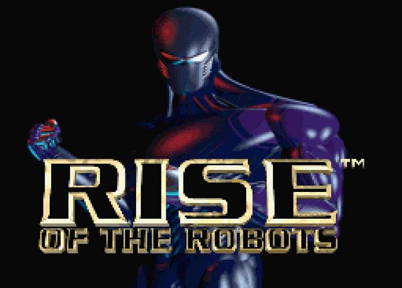 Rise of the Robots - SNES