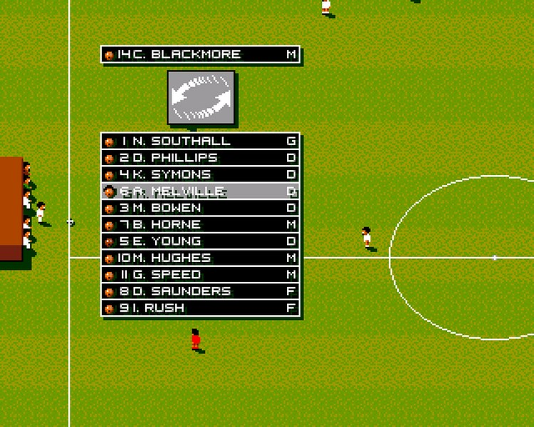 Sensible Soccer - Amiga