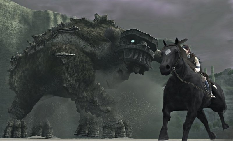 Shadow of The Colossus - Sony Computer Entertainment (2005)