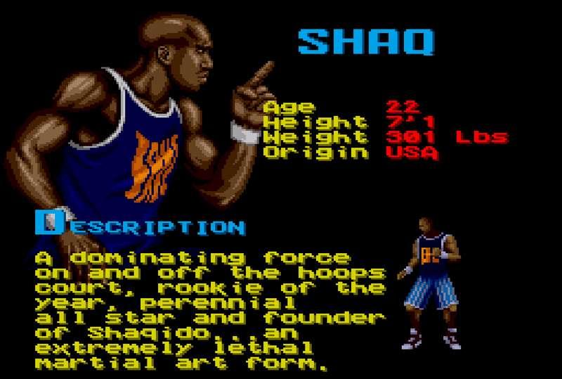 Shaq Fu - SNES