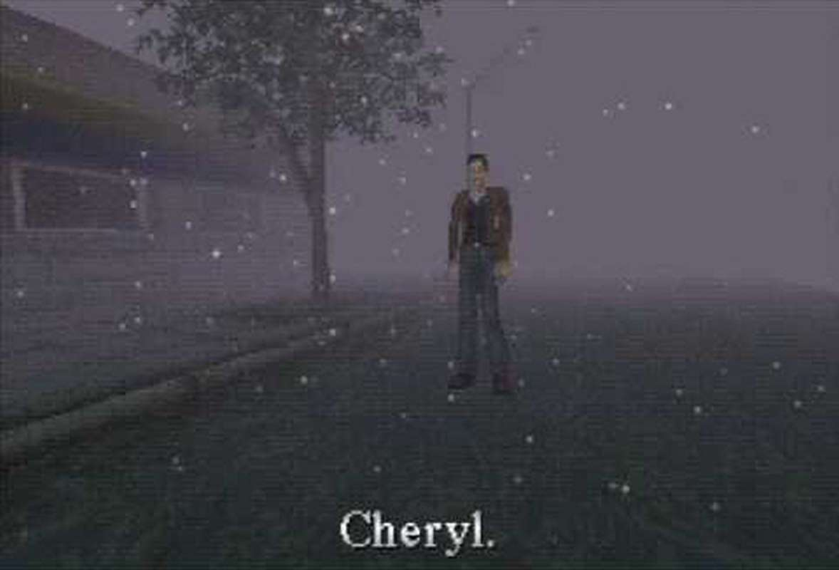Silent Hill - PS1