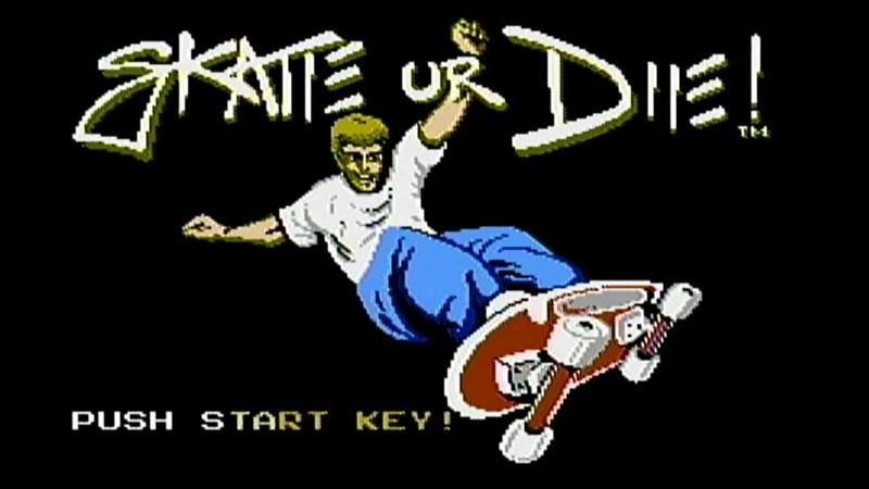 Skate or Die! - NES trucchi e codici