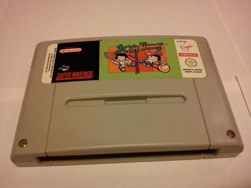 Smash Tennis - Namco (1993)