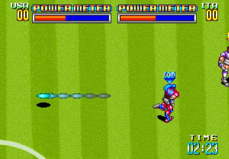 Soccer Brawl - Neo Geo