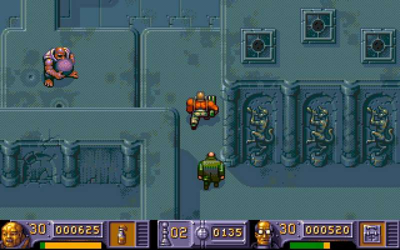Soldiers of Fortune - SNES