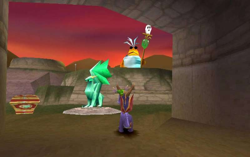 Spyro the Dragon - PS1
