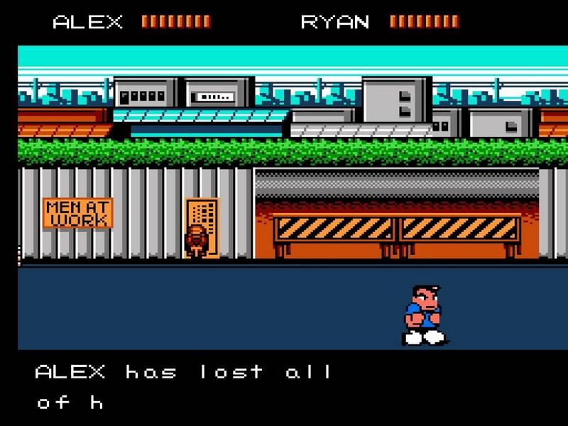 Street Gangs (River City Ransom) - NES