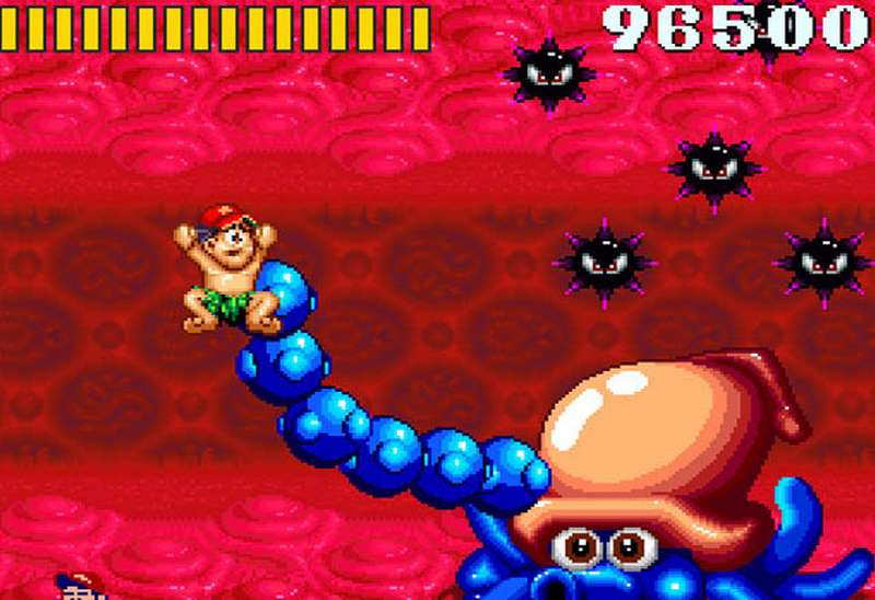 Super Adventure Island - SNES