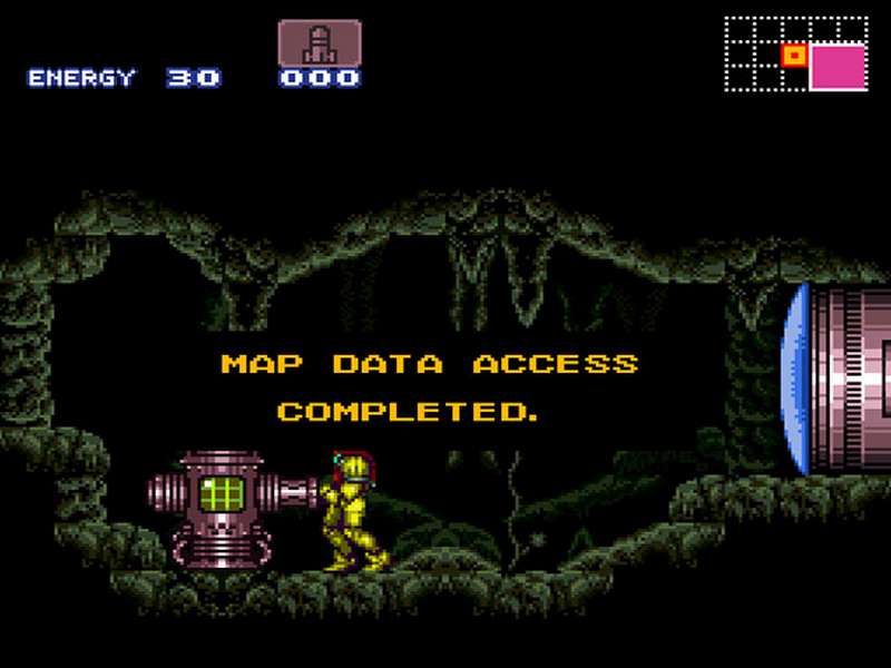 Super Metroid - SNES