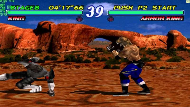 Tekken 2 - PS1
