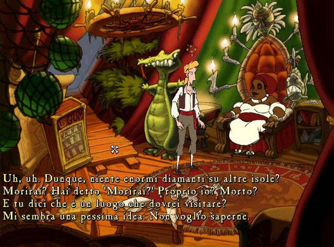 The Curse of Monkey Island - PC