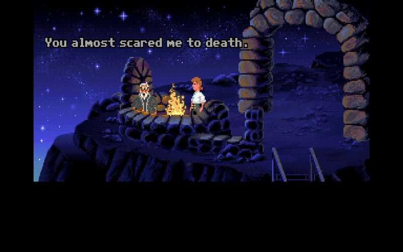 The Secret of Monkey Island - LucasArts (1990)