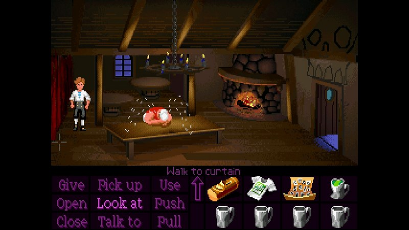 The Secret of Monkey Island - LucasArts (1990)