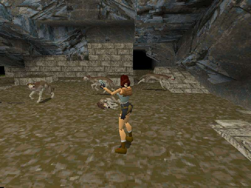 Tomb Raider - PS1