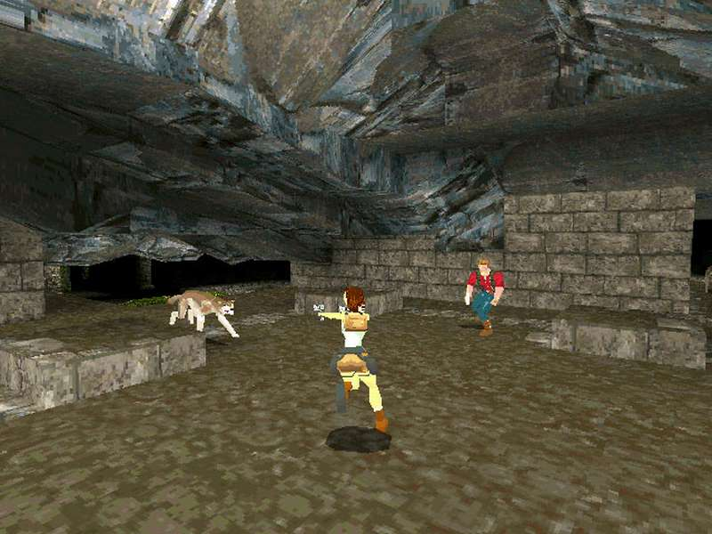 Tomb Raider - PS1