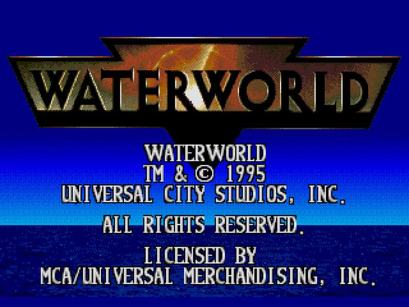 Waterworld - SNES
