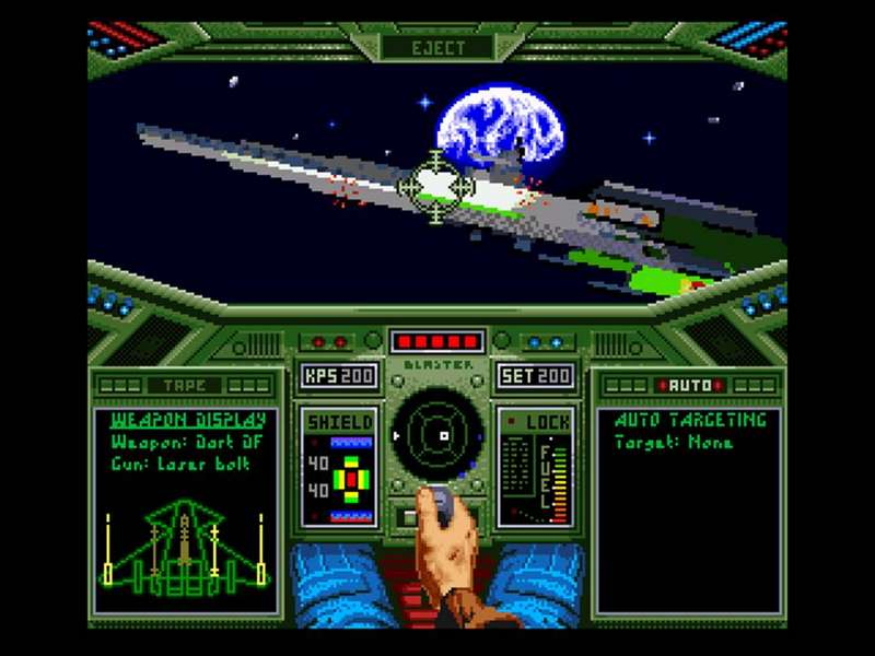 Wing Commander - SNES