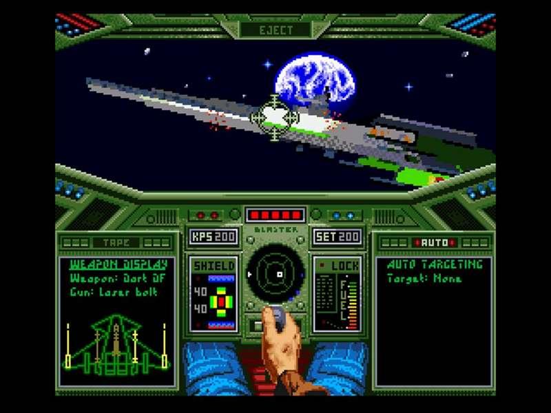 Wing Commander - SNES