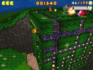 Pac-Man A Spasso nel Tempo PC - Cheats 2