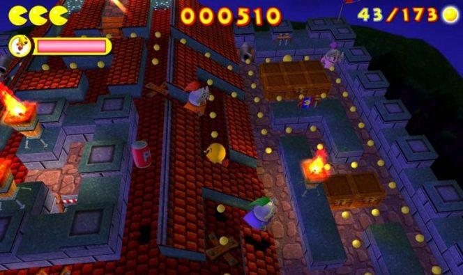 Pac-Man: A Spasso nel Tempo - PC trucchi e codici