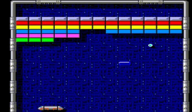 Arkanoid - Taito (1986) videogame