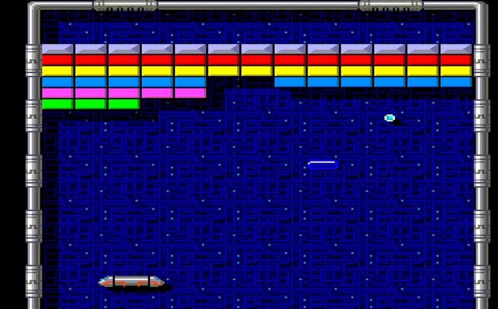 arkanoid games