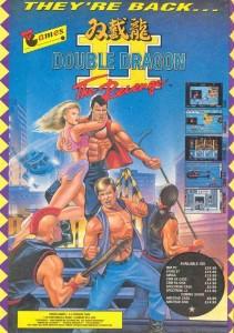Double Dragon 2 The Revenge - NES cheats