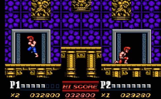 Double Dragon 2: The Revenge - NES trucchi e codici videogame