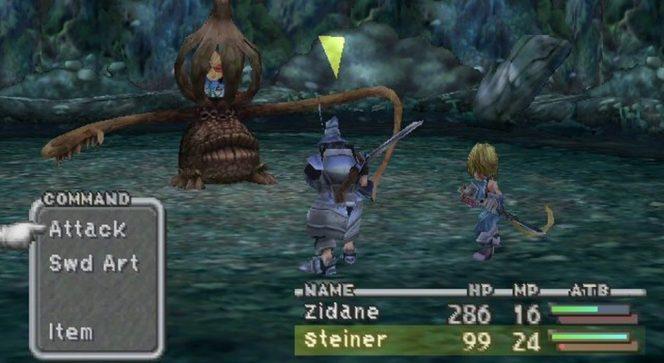 Final Fantasy IX - Squaresoft (2000) schermata