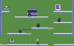 Impossible Mission Commodore 64 cheats
