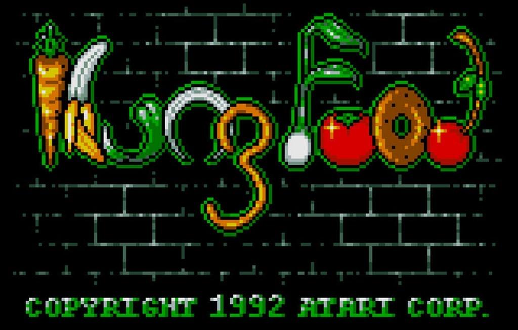 Kung food Atari