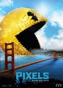 Pixels, la recensione del film sui videogiochi anni '80