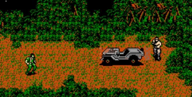 Metal Gear - Konami (1987) videogame
