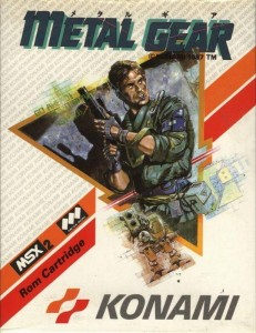 Metal Gear - Konami (1987)