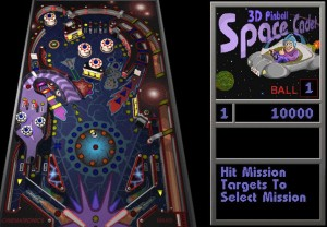 Pinball Windows XP - PC cheats