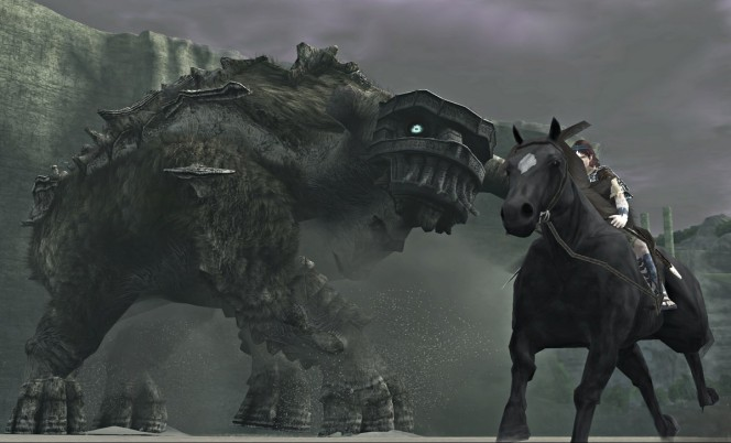 Shadow of The Colossus - Sony Computer Entertainment (2005) videogame